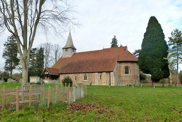 Copford Green Church